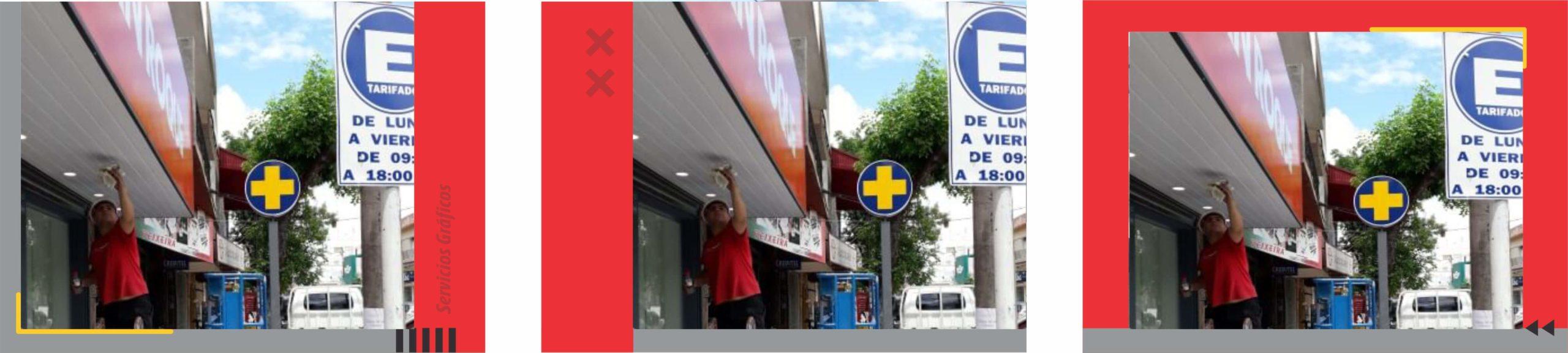 Servicio de Carteleria en Uruguay